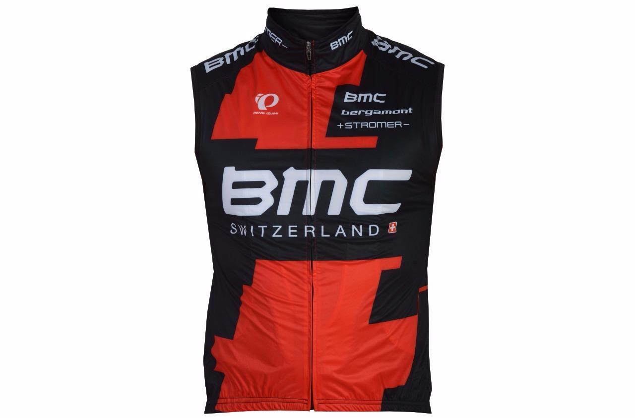 Pearl Izumi BMC Racing Team Edition Wind Vest - Medium - 213844