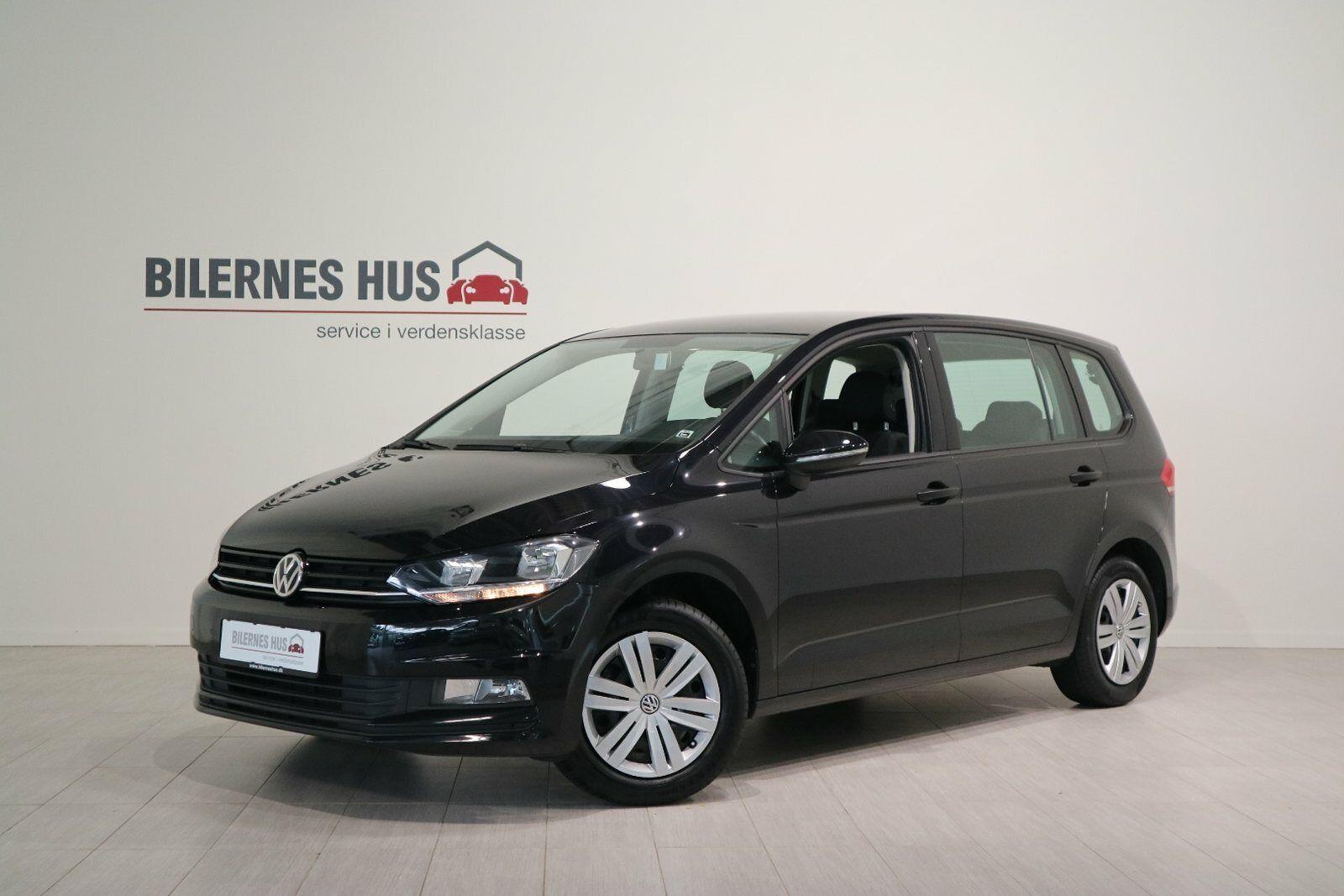 VW Touran Billede 3