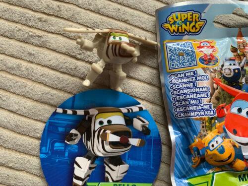 SUPER ALI Cieco Borsa serie 1 Mini figura di scegliere il tuo Nuovo di Zecca
