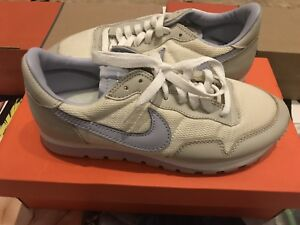 Voile Femmes Metro Pour Nike 5 Chaussures 6 Grande Ghost Taille Cuir Chambray H5S0qw1Exq
