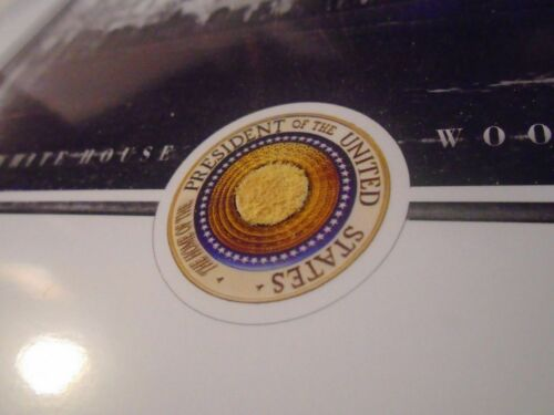 Washington D.C Presidential home relic 5 X The WHITE HOUSE actual WOOD SHAVINGS