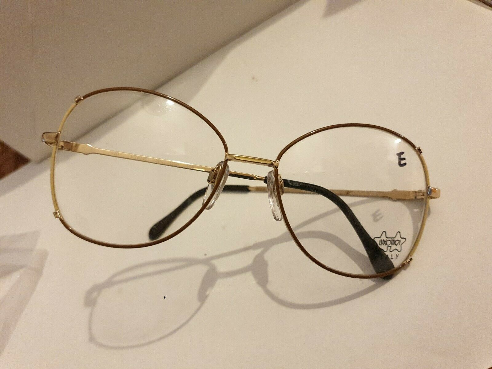 Luxottica Glasses RARE Cod 040-show original title