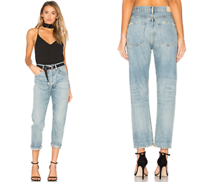 Citizens of Humanity  Premium Vintage Dree High Rise Jeans in Savana; 26