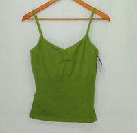 Merona Size Xl Green Seamless Shapewear Cami Tank Adjustable Straps