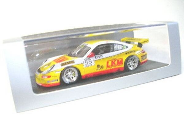 Porsche 997 Gt3 nr. 55 (Mobil1) Supercup 2007