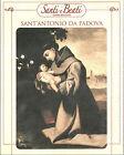 STAMPA SU CARTONCINO IMMAGINE SACRA - SANT'ANTONIO DA PADOVA - CM. 19x24