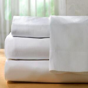 cotton-bay-flat-king-sheet-soft-cotton-blend-super-white-lowest-price-online