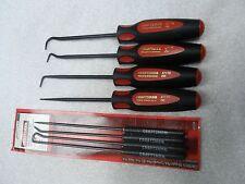 Craftsman Professional Pick Hook + mini-reach set straight complex 90 Set, 8 pcs