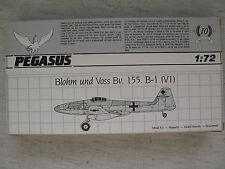 Pegasus 5002 Blohm und Voss BV.155 B-1 (VI) 1:72 OVP Kombiversand möglich