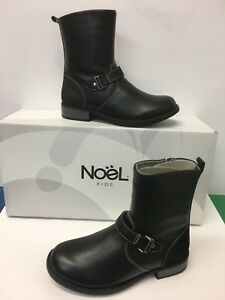 Noel-039-Fidji-039-Classic-Ankle-Boots-in-Black-with-Zip-fastening