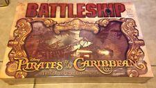 Battleship Pirates of the Carribean Disney Theme Park Edition Game NEW Sealed
