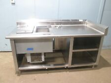 Delfied Hd Commercial Ss Nsf Servers Refrigerated Ice Creamdessert Station