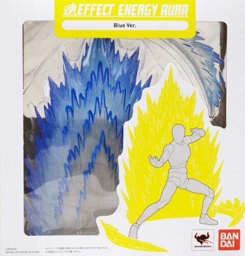S.H 100/% authentic Figuarts Effect Energy Aura Blue Bandai