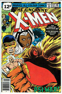 THE UNCANNY XMEN ISSUE 117 PRODUCED BY MARVEL COMICS - Margate, United Kingdom - THE UNCANNY XMEN ISSUE 117 PRODUCED BY MARVEL COMICS - Margate, United Kingdom