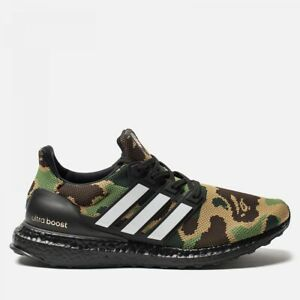 Details about adidas x Bape Ultra Boost F35097 4.0 Superbowl Green Camo Black Boost 6.5US NEW