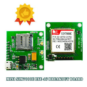 SIM7000E-4G-Test-Board-NB-Kit-di-sviluppo-IOT-B3-B8-B20-B28-NB-breakout-board