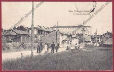 TORINO SAN GIORGIO CANAVESE 05 Cartolina VIAGGIATA 1913