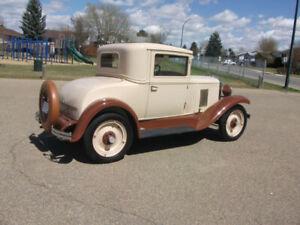 1929 Chevrolet  3 Window Coupe