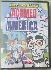 Achmed Saves America (DVD, 2014)