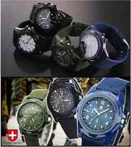 c7ebe3234e22 La imagen se está cargando Reloj-de-Cuarzo-Gemius-Army -Acero-Inoxidable-Esfera-