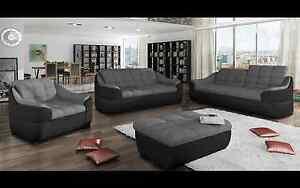 Sofa Infinity 3 2 1 Er Set Wohnlandschaft Polsterecke