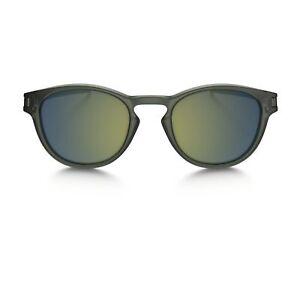 1ae2e4021 Oakley Sunglasses Latch Matte Olive Ink Emerald Iridium Oo9265-05 ...