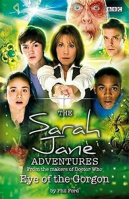 """""""AS NEW"""" Eye of the Gorgon - Sarah Jane Adventures - From The Makers Of Doctor W"""