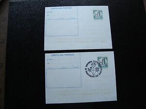Italy-2-Cards-Whole-1981-cy62-Italy