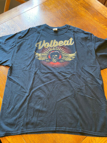 Volbeat Graphic Shirt Sz 2XL