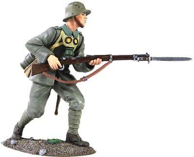 W Britain Soldiers 17990 WW1 World War I German Infantry Charging No 1