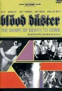 DVD The shape of death to come Blood Duster Neuf
