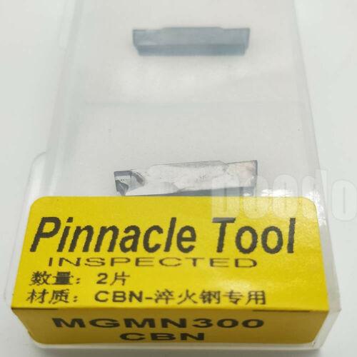 2pcs MGMN300 CBN INSERT diamond inserts carbide bits for steel polycrystalli