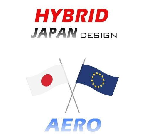 TERGICRISTALLO ibrida Wisch foglio Giappone design 550,500mm hi5550s 551