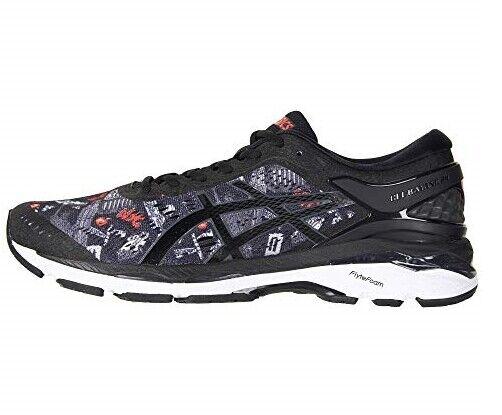 ASICS GEL-KAYANO 24 NYC Men's Running shoes Walking Marathon shoes T749N-5890