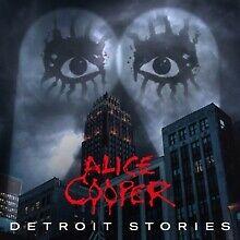 Alice Cooper Detroit Stories CD & DVD All Regions NTSC NEW
