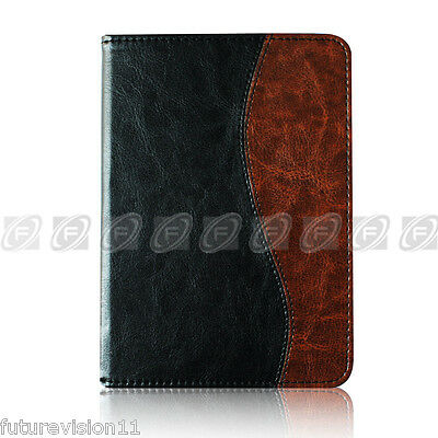 """2012 2013 2014 & 2015 All-New Kindle Paperwhite 6"""" Leather Case Cover Wake/Sleep"""