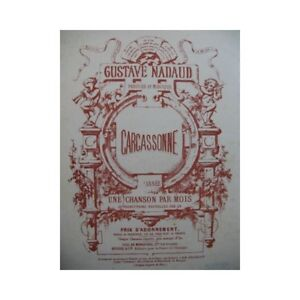 NADAUD-Gustave-Carcassonne-Piano-Chant-partition-sheet-music-score
