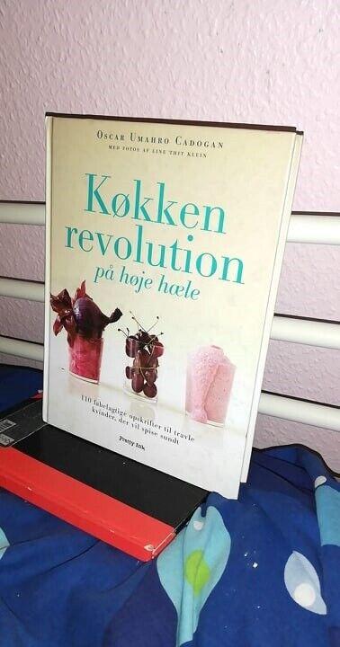 Køkkenrevolution på høje hæle , ???dba.dk ???Køb og Salg af