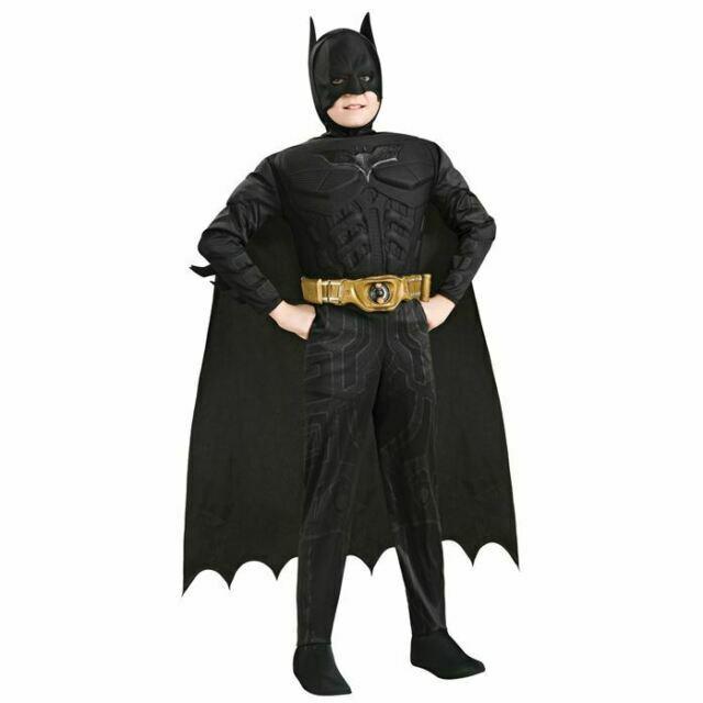 NEW Camo /& Black Batman Boys Muscle Shirt Size Medium 8