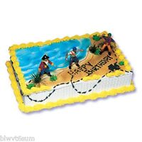 Pirate Cake Topper Kit-check Out My Store For Lots More Pirate Items