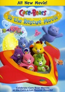 Care Bears - Care Bears to the Rescue Movie [New DVD] Ac-3/Dolby Digital, Dolby,