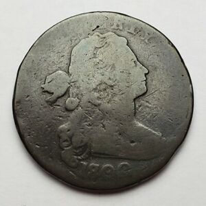 1800-Draped-Bust-Large-Cent-S-193-R4-1800-79-Overdate