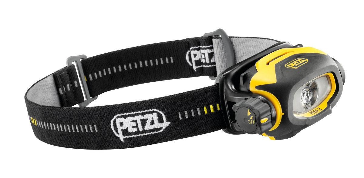 Petzl Pixa 2 E78BHB 2-proiettore adatto per l'illuminazione di prossimità e movimento