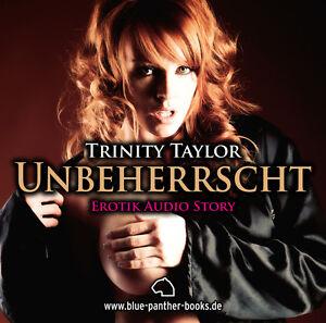 Unbeherrscht-Erotisches-Hoerbuch-1-CD-von-Trinity-Taylor-blue-panther-books