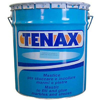 Polyester Glue 17 Liter Transparent Flowing From Tenax