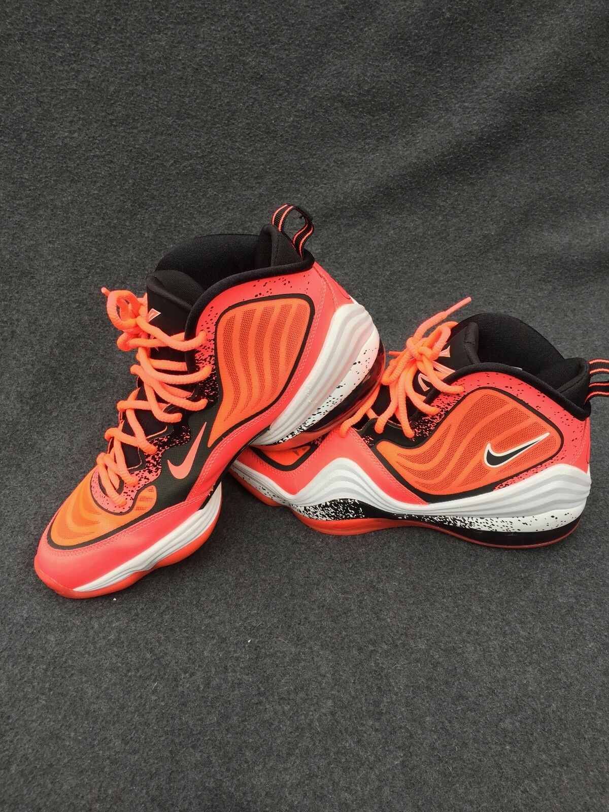 Nike Air Penny 5 Atomic Red mens size 9