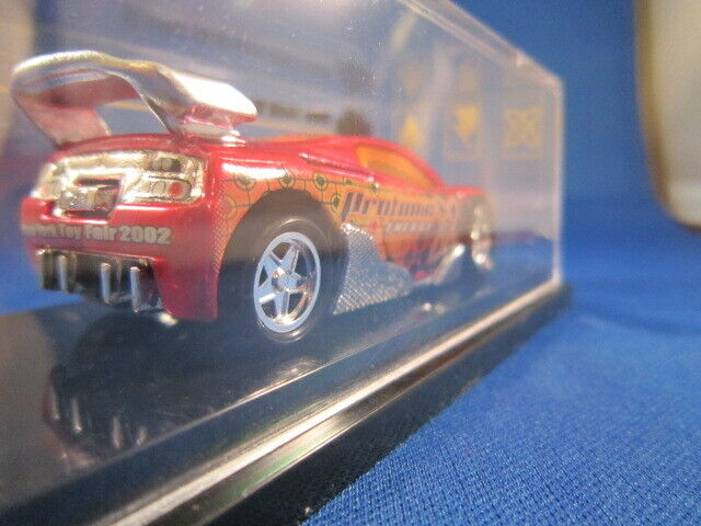 Hot Wheels HW 2002 NEW YORK TOY FAIR Exclusive MS-T SUZUKA Spectra PINK Fre Ship