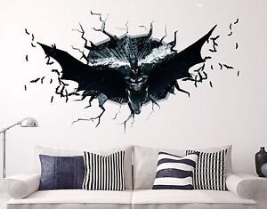 Nice Image Is Loading Batman Wall Decal Sticker Vinyl Decor Car Door