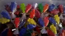 1000 lego crayons, lego minifig party favor