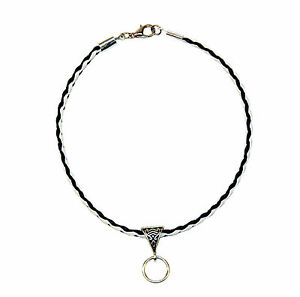 Fusskettchen-POLLUX-Ring-der-O-Pleather-Anklet-Fetisch-O-Ring-SM-BDSM-WGT-53004